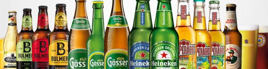 Biersorten Heineken