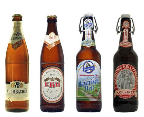 Kulmbacher Biersorten