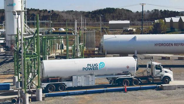 Plug Power erneuerbare Energien Aktien kaufen
