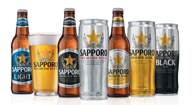 Sapporo Bier Aktien