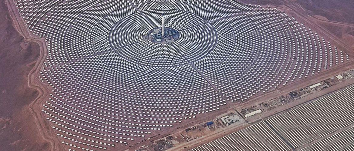 Solarkraftwerk Noor