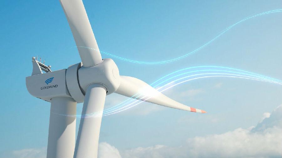 Chinesische erneuerbare Energien