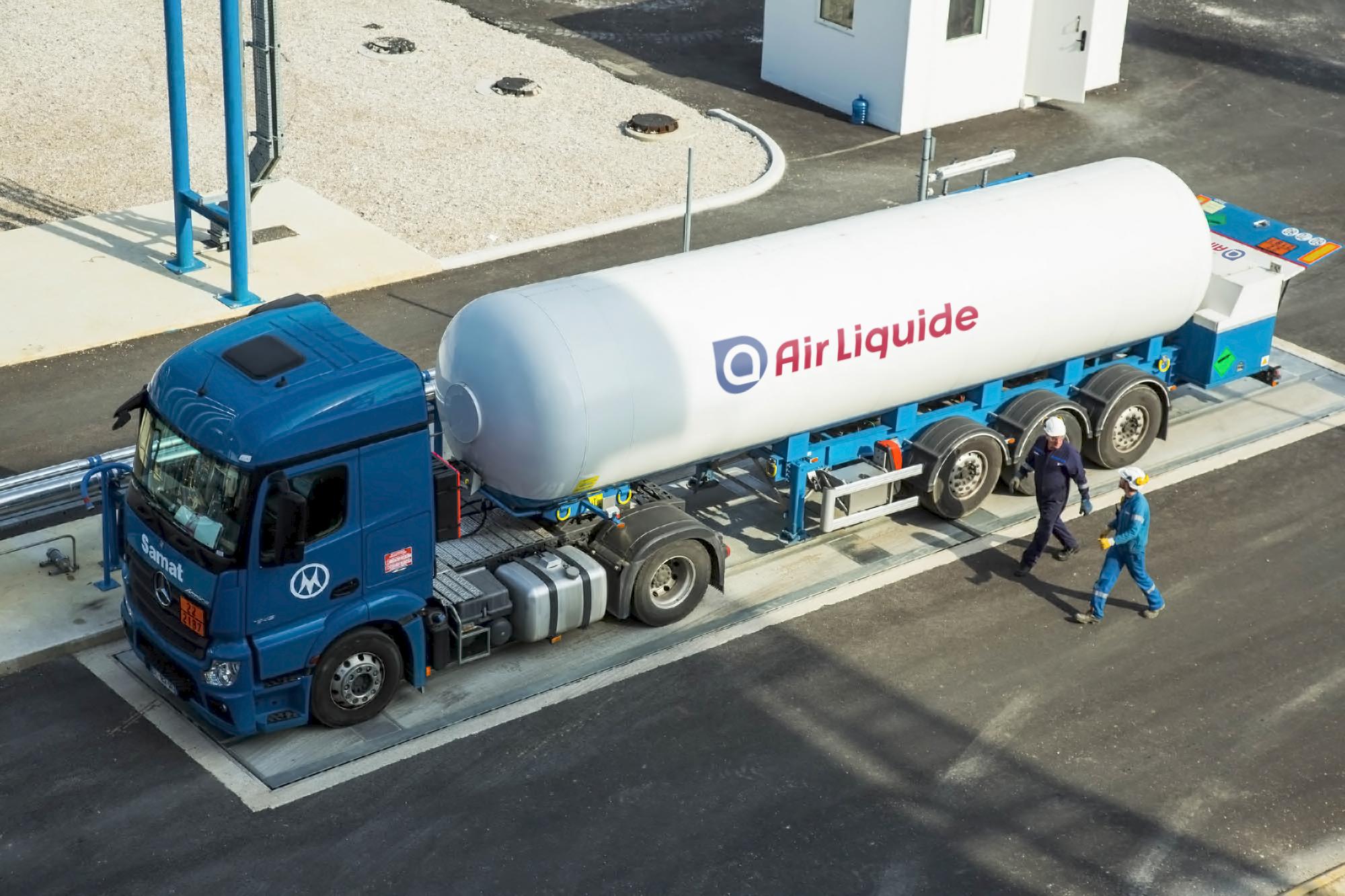 Air Liquide Aktien kaufen