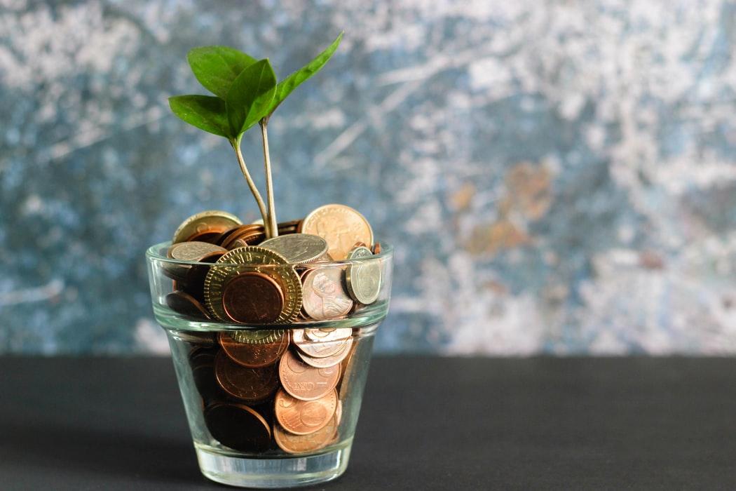 Einkommen Sparen für finanzielle Freiheit