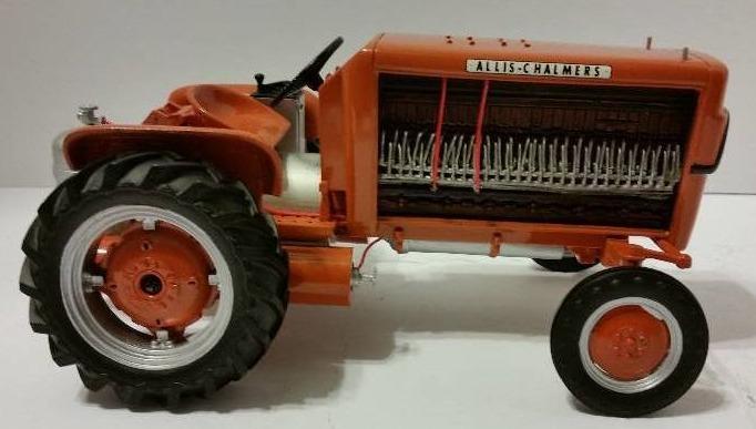 Brennstoffzellen Traktor