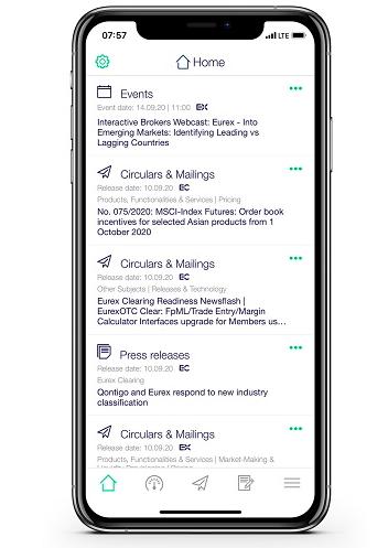 Eurex App