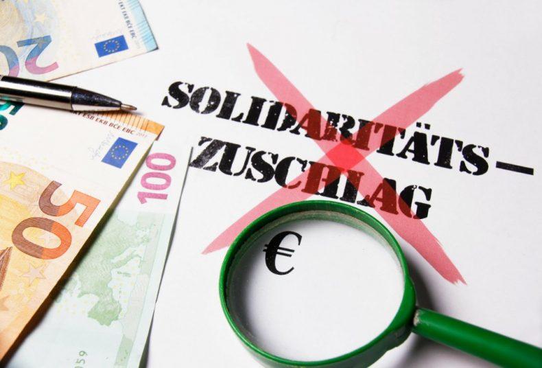 solidaritätszuschlag aktien steuer