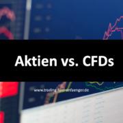 Aktien vs CFD