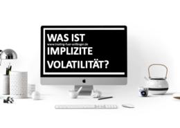 Implizite-Volatilität