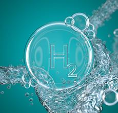 Wasserstoff Grafik