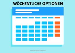 Wöchentliche-Optionen-Freitag
