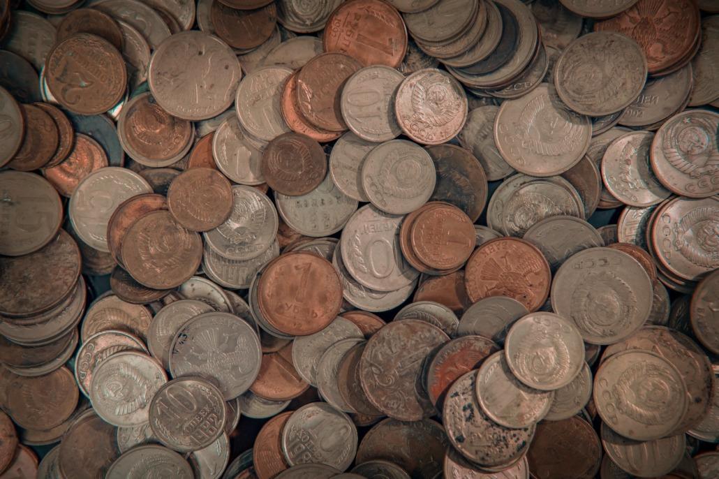 Kupfer ist auch ein handelbarer Rohstoff.