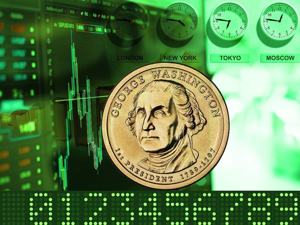 Handelszeiten US Dollar